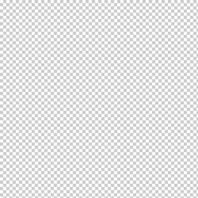 Caramella - Średni Biały Kosz z Błękitnym Obszyciem