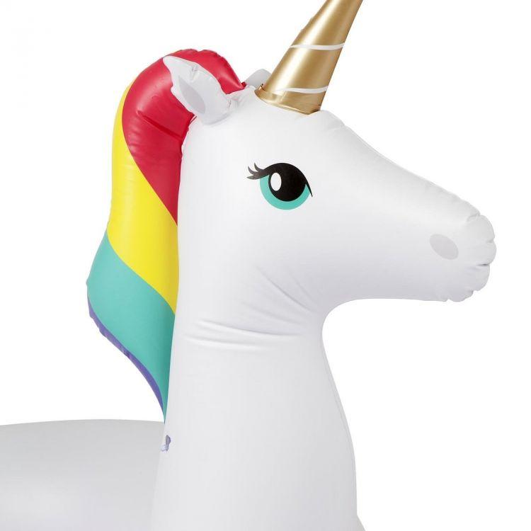 Sunnylife - Dmuchane Koło do Pływania Unicorn