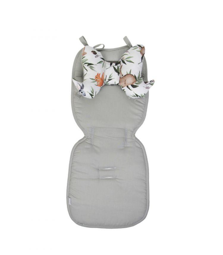 Muzpony - Poduszka Stabilizująca Motylek Leśne Zwierzątka