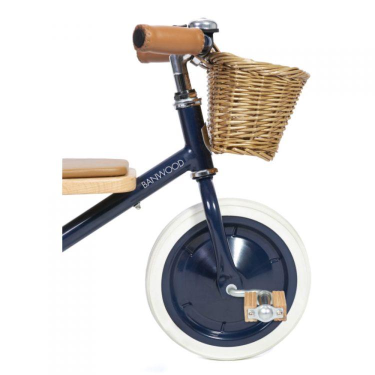 Banwood - Rowerek Trójkołowy Trike Navy Blue 2+