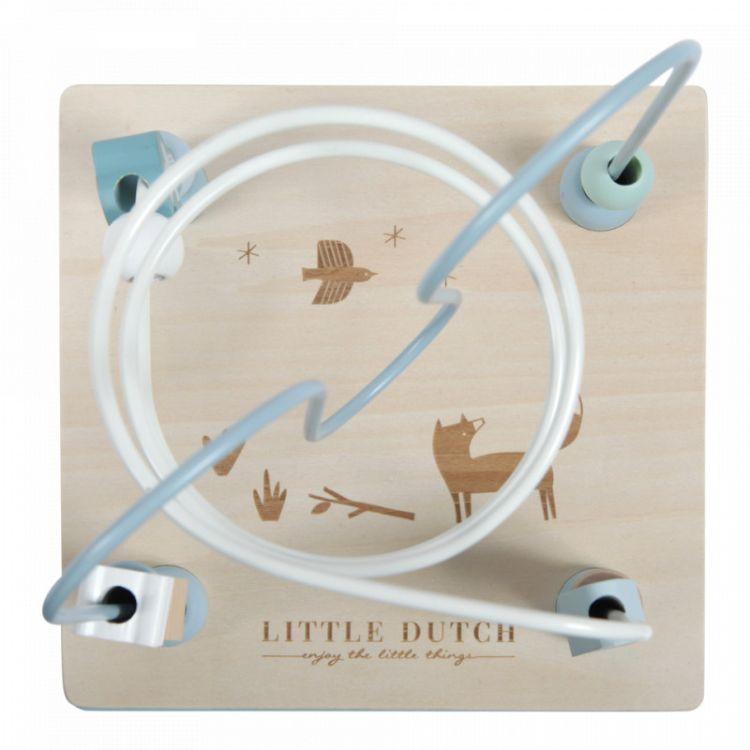 Little Dutch - Kostka Aktywizująca Błękitna