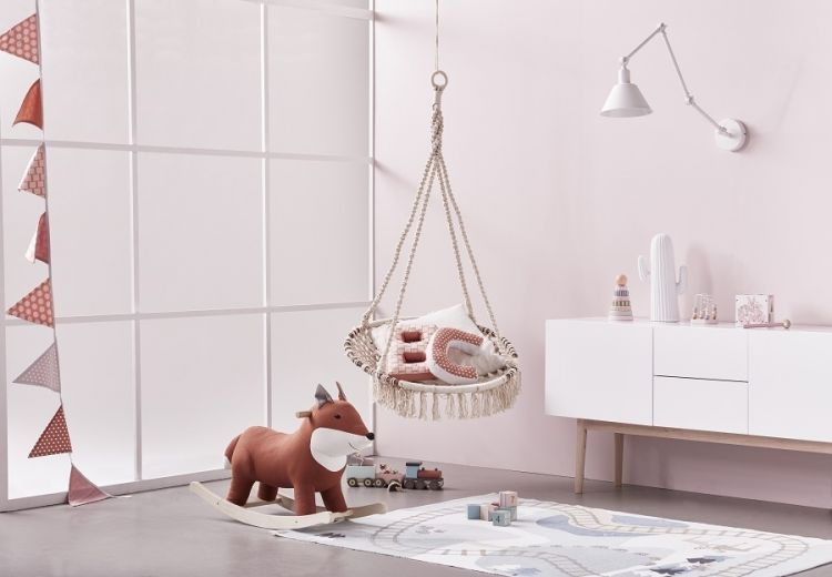 Kids Concept - Edvin Lis na Biegunach