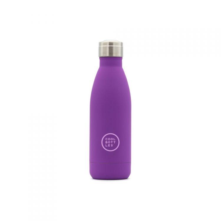 Cool Bottles - Butelka Termiczna 350 ml Triple Cool Vivid Violet