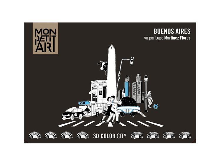 Mon Petit Art - Teatrzyk 3D Buenos Aries