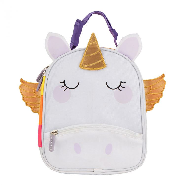 Sunnylife - Plecaczek Lunchbox Unicorn