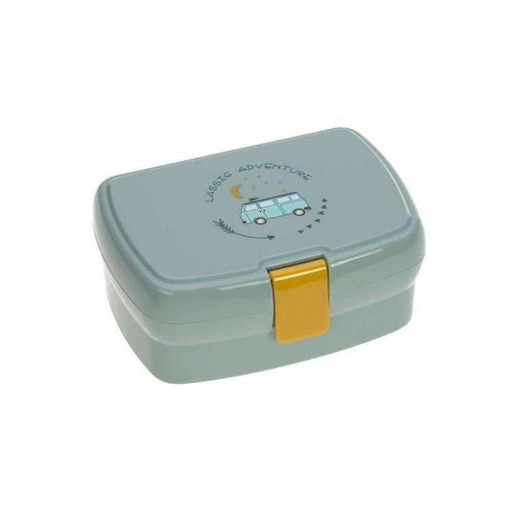 Lassig - Lunchbox z Wkładką Adventure Bus