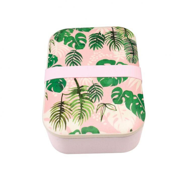 Rex - Bambusowy Lunchbox Tropical