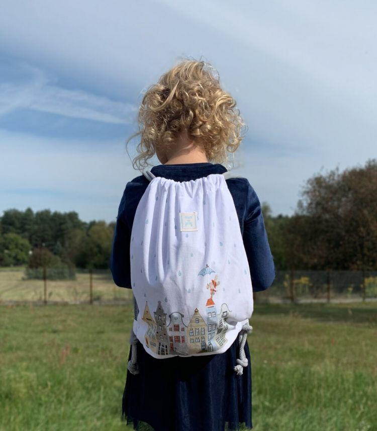 Muzpony - Worek dla Przedszkolaka Amsterdam