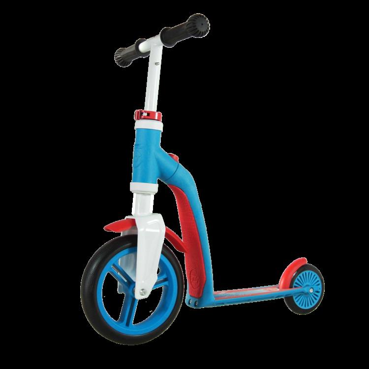 Scootandride - Highwaybaby 2w1 Hulajnoga i Rowerek Blue 1+