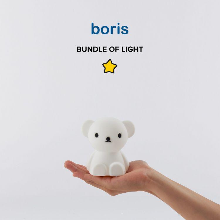 Mr Maria - Mini Lampka Przenośna Bundle of Light Boris
