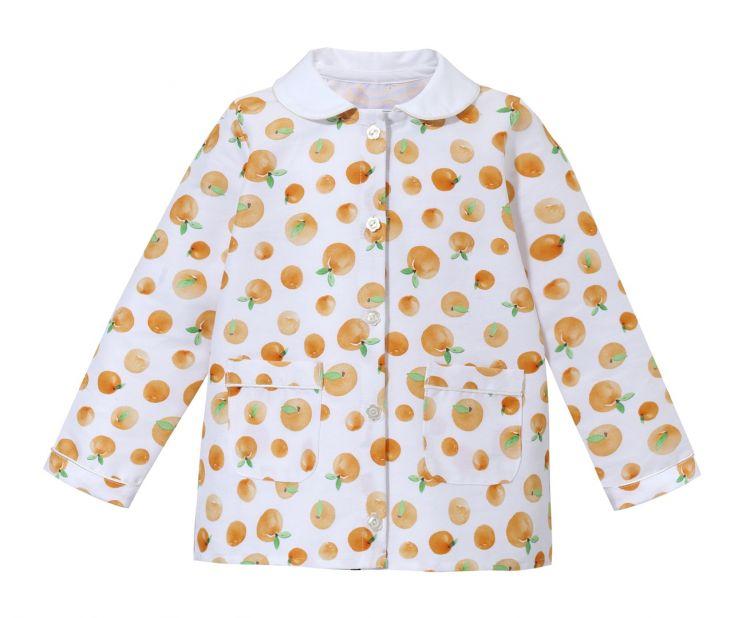 Petite Maison - Piżama Oranges dla Mamy M