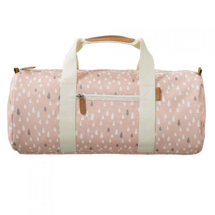 Fresk - Torba Weekend Bag Kropelki Pink
