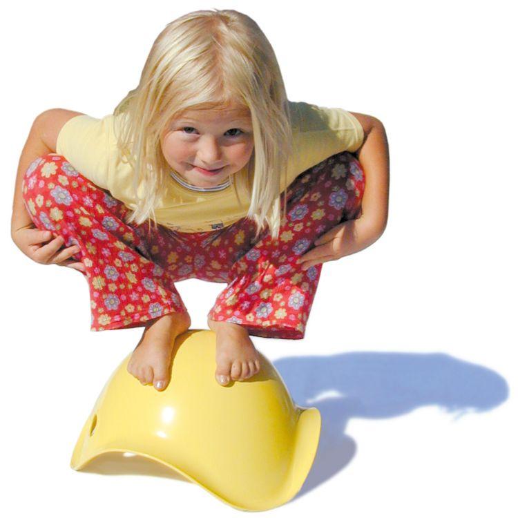 Moluk - Bilibo Zabawka Progresywna dla Dzieci Czarna