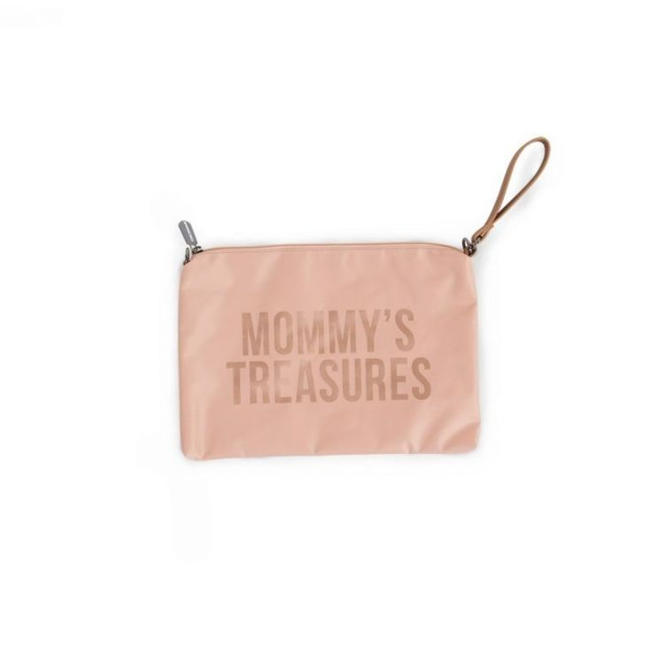 Childhome - Torebka Saszetka Mommy's Treasures Różowa