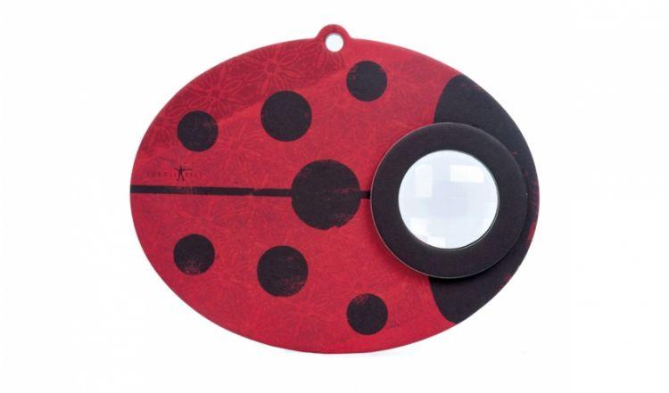 Londji - Płaski Kalejdoskop Ladybird Insects Eye