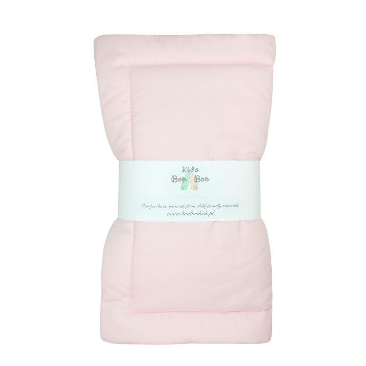 Bonbonkids - Komplet Pościeli dla Noworodka BB Pudrowy Róż