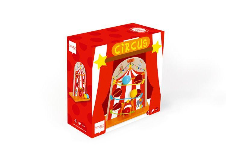 Scratch - Kulodrom Cyrk 18m+
