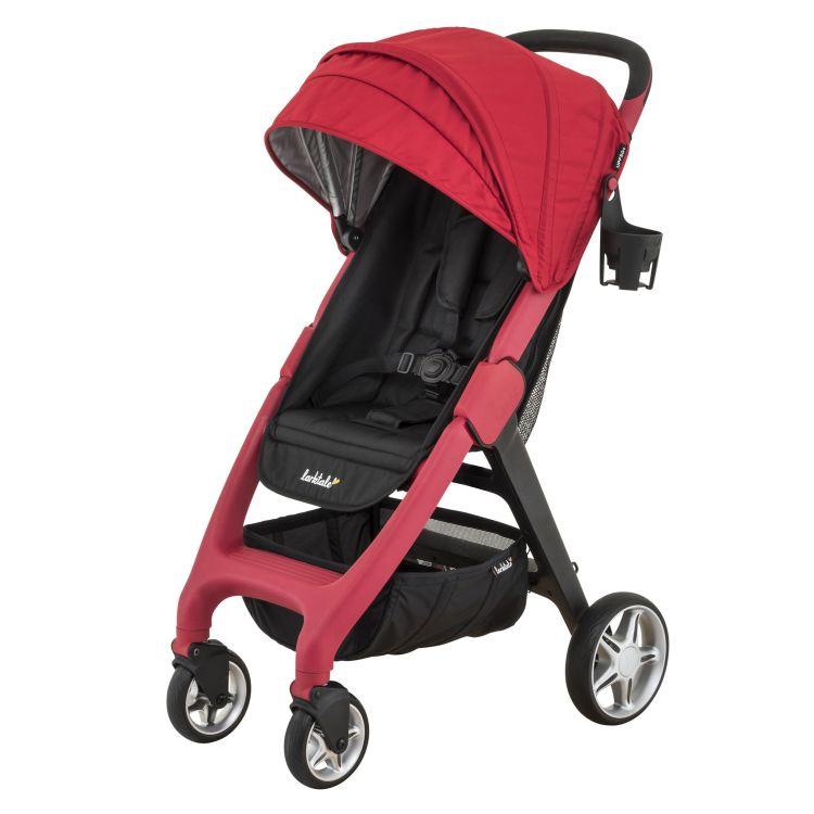 Larktale - Lekka Spacerówka dla Dziecka Chit Chat Barossa Red