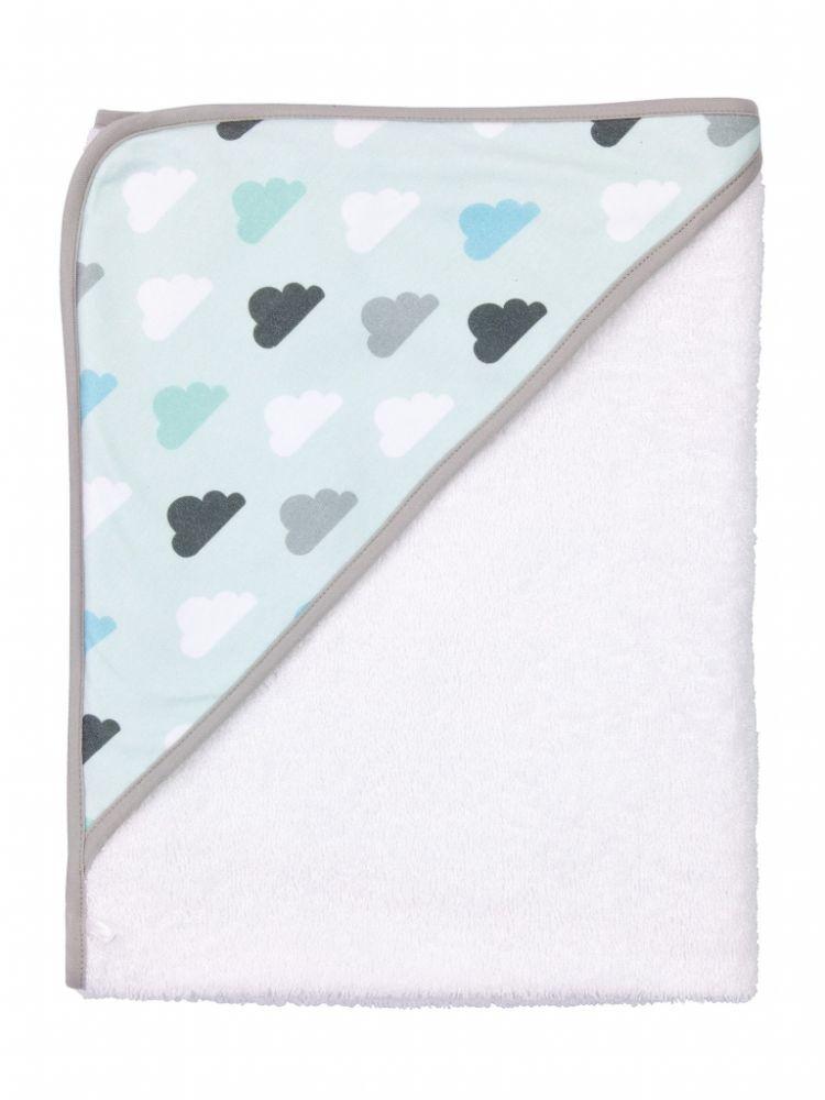 Bebe-Jou - Ręcznik Pastelowe Chmurki