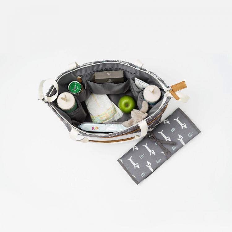 Fresk - Torba do Wózka + Przewijak Dachsy
