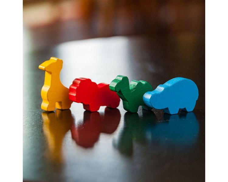 Fat Brain Toys - Gra Zwierzęca Logika
