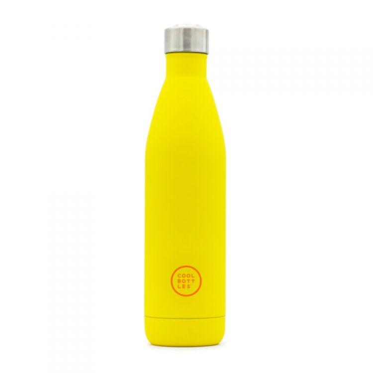 Cool Bottles - Butelka Termiczna 750 ml Triple Cool Vivid Yellow