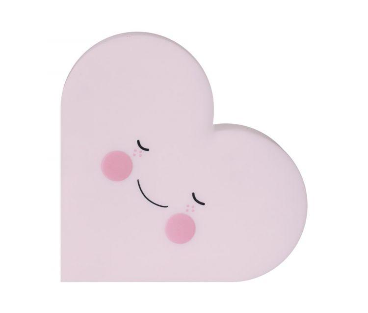 Eef Lillemor - Lampka Heart Pink