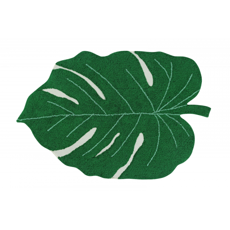 Lorena Canals - Dywan do Prania w Pralce Monstera Leaf