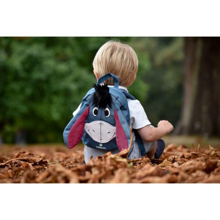 LittleLife - Plecaczek Disney Kłapouchy