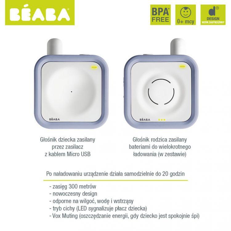 Beaba - Elektroniczna Niania 300m Mineral