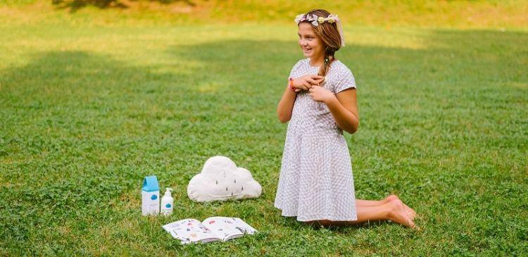 Linea MammaBaby - Odżywka do Włosów Baby Pierino 250ml