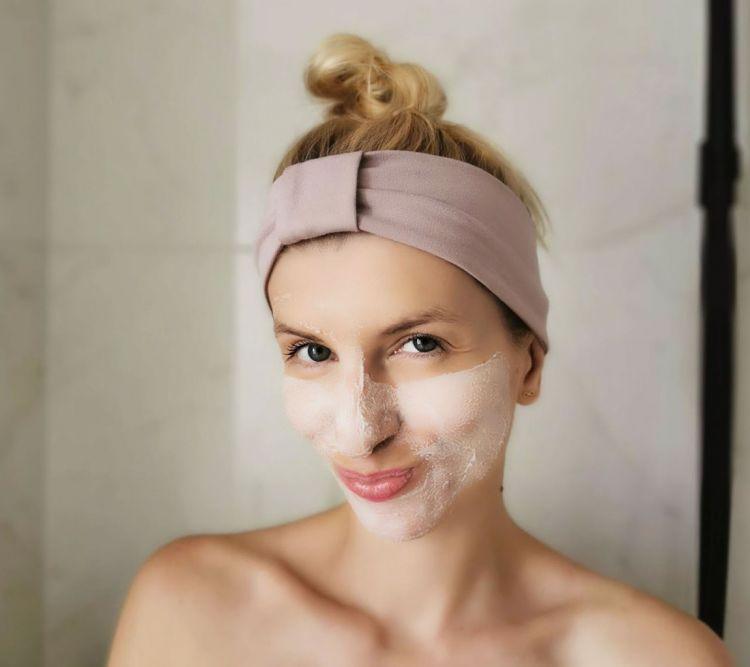 Lullalove - Aktywny Peeling-maska do Twarzy 60 ml