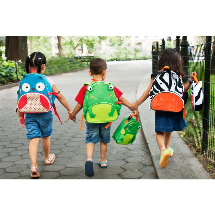 Skip Hop - Zoo Pack - Plecak Sówka