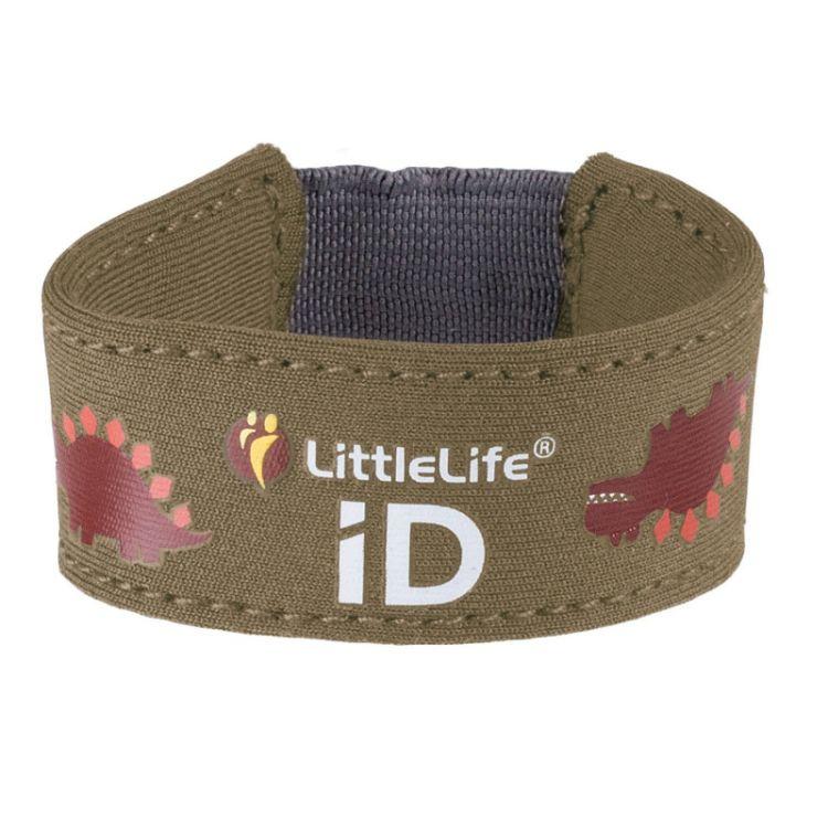 LittleLife - Neopranowa Opaska Informacyjna ID Dinozaur