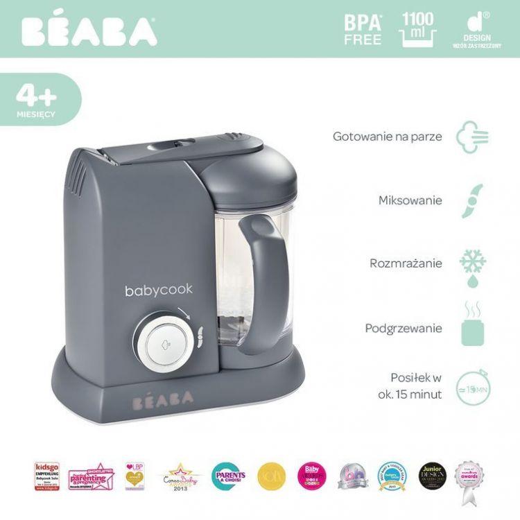 Beaba -  Babycook® Dark Grey