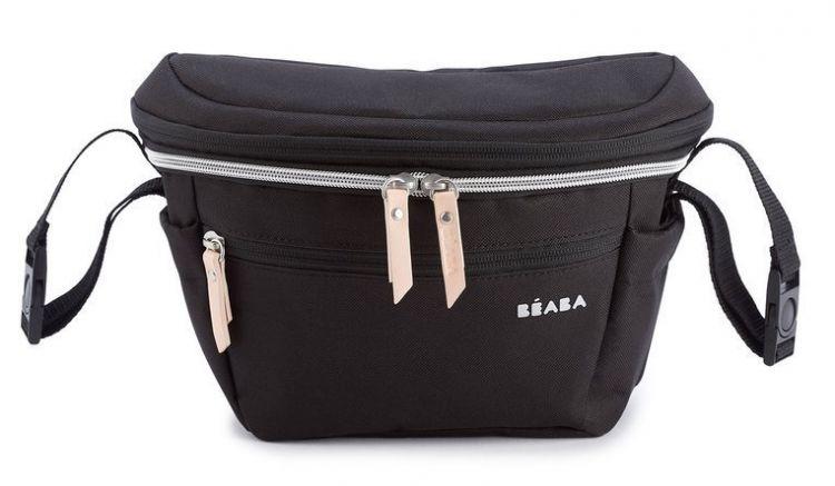 Beaba - Torba dla Mamy 2w1 Biarritz Black