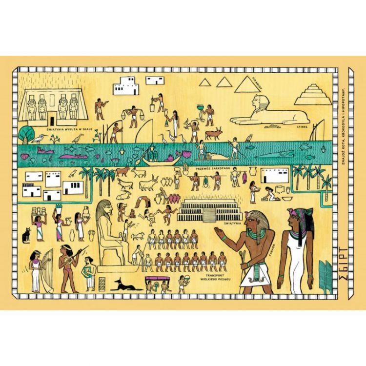 Zuzu Toys - Krótka Historia Starożytnych Cywilizacji