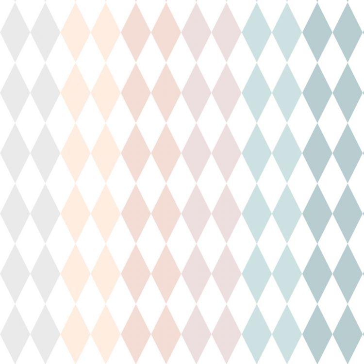 Dekornik - Tapeta Rainbow Diamonds