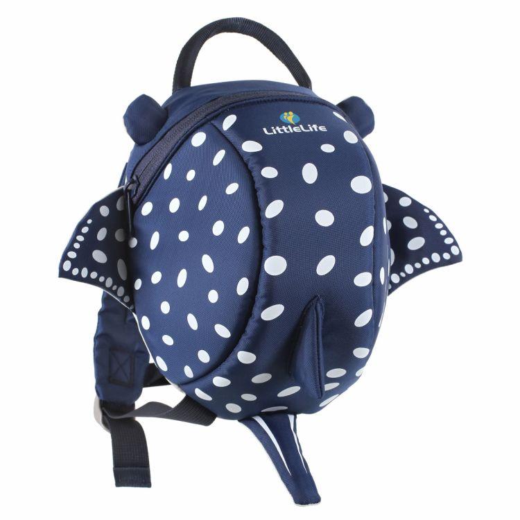 LittleLife - Plecaczek Sea Life Płaszczka