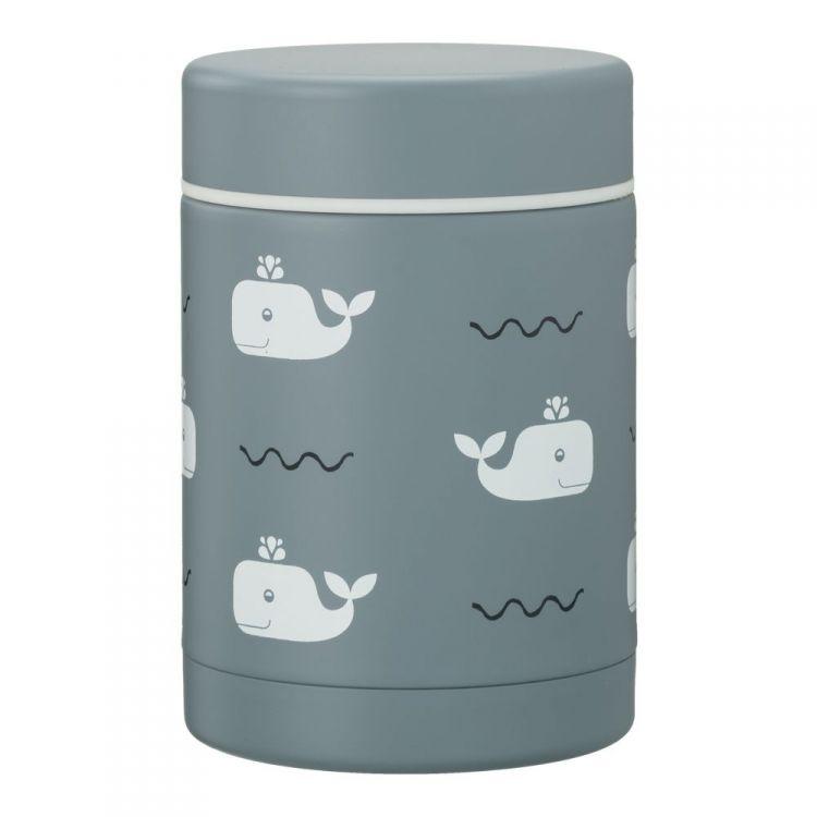 Fresk - Termos na Jedzenie 300 ml Wieloryb