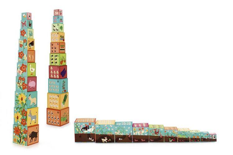 Scratch - Piramida Edukacyjna Farma 1+
