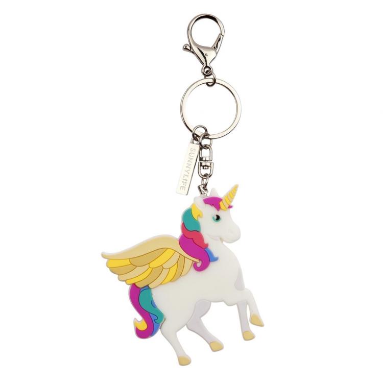 Sunnylife - Breloczek do Kluczy Unicorn