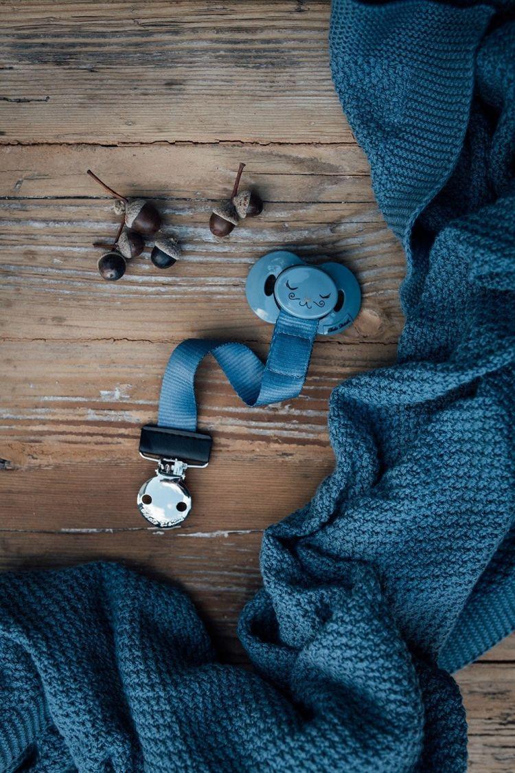 Elodie Details - Klips/Zawieszka do Smoczka Tender Blue