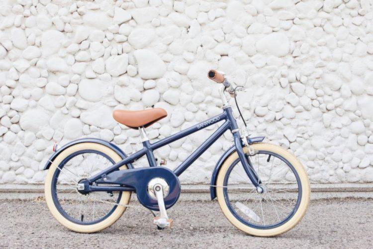Banwood - Classic Rowerek Navy Blue 4+