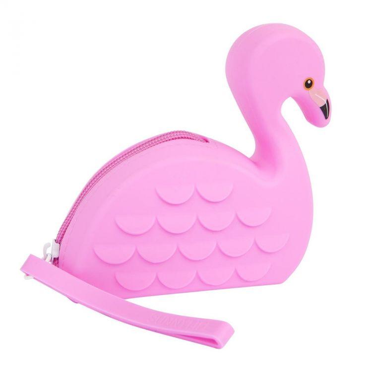 Sunnylife - Portfelik Plażowy Flamingo