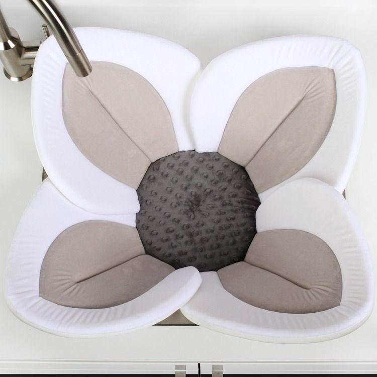Blooming Bath - Szary Kwiat Lotosu Do Kąpieli