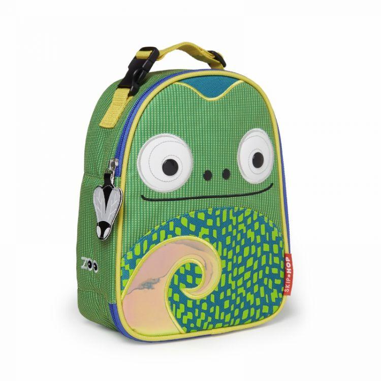 Skip Hop - Lunchbox, Pojemnik na Drugie Śniadanie Kameleon