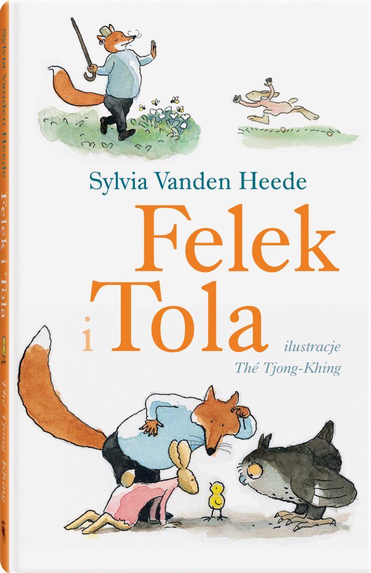 Wydawnictwo Dwie Siostry - Felek i Tola