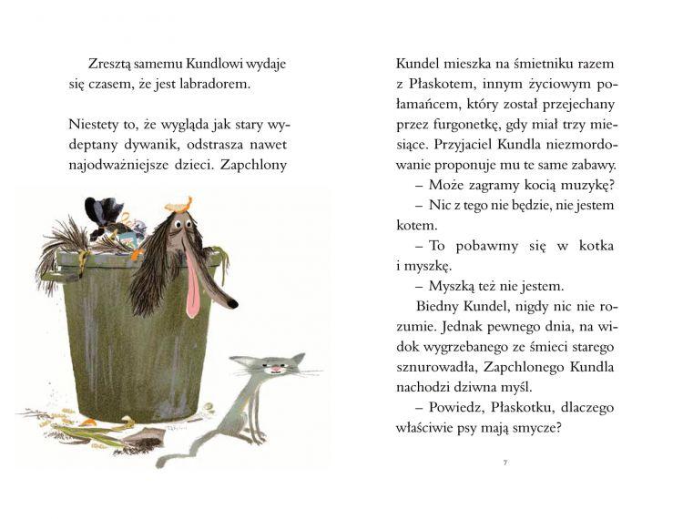 Wydawnictwo Wytwórnia - Zapchlony Kundel