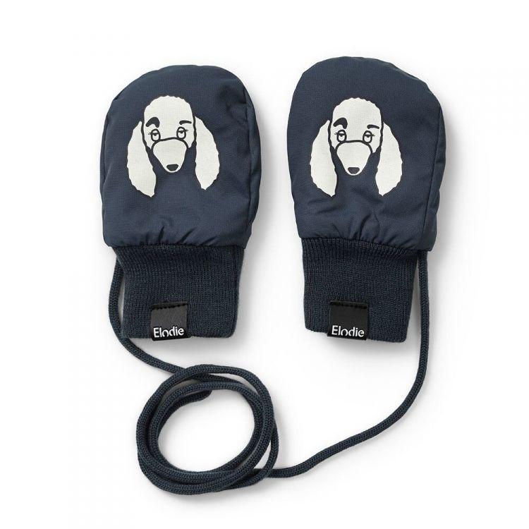 Elodie Details - Rękawiczki Rebel Poodle Paul 0-12 m-cy
